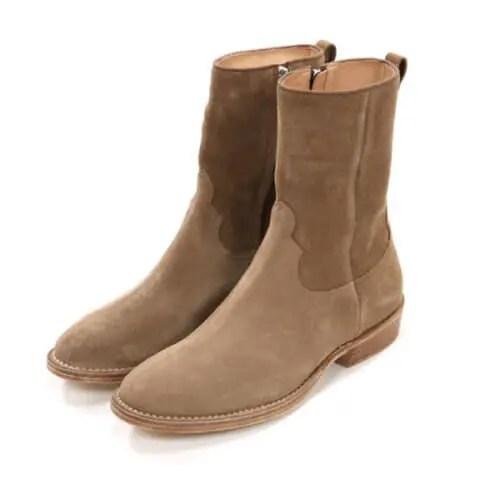 MINEDENIM(マインデニム)/nonnative×MINEDENIM Side Zip Boots