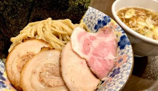 """【麺屋 湊@甲府市】麺が美味い!いりこが辛い!""""モチツル""""つけ麺と個性豊かなメニュー"""