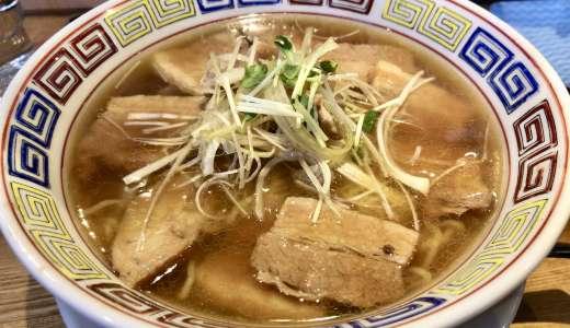 新店舗【旭製麺所@昭和町】濃くて甘ウマ!ノスタルジック熟成肉そば