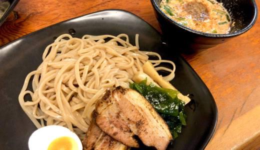 【麺や卯@中央市】節を練り込んだ麺が特徴!麺も炒飯も美味い!