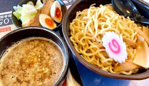 【麺や響@身延町】甘み広がる太麺と魚介豚骨のつけ麺