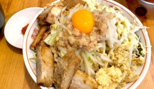 【自家製麺 まさき@東中神駅】麺と豚が超うまっ!二郎系の若き新鋭現る