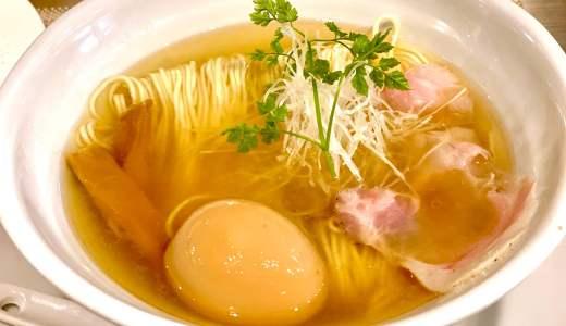 【成城青果@芦花公園駅】旨味重なる「塩そば」と「肉丼」が超インスタ映え