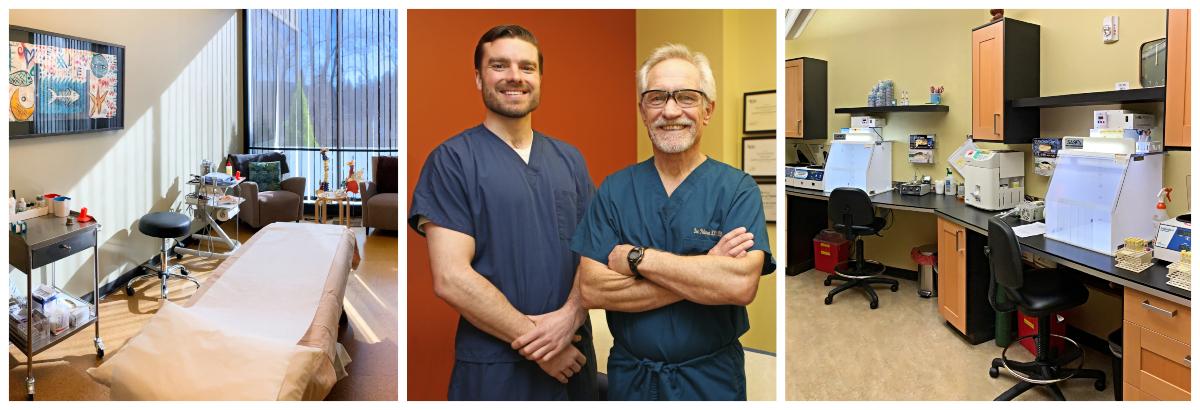 stem cell therapy doctors at Oregon Regenerative Medicine