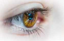 image of eye, PRP eye drops, dry eyes