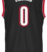 Damian-Lillard-Portland-Trail-Blazers-Adidas-NBA-Replica-Jersey-Black-0