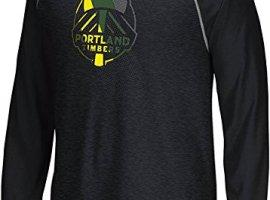 MLS-Portland-Timbers-Mens-Aerofade-Ultimate-Long-Sleeve-Hoodie-Black-Large-0