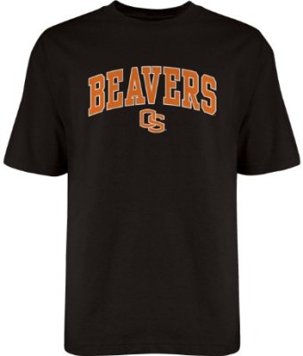 NCAA-Oregon-State-Beavers-Gildan-T-Shirt-X-Large-Black-0