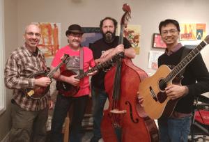 Midshelf String Band Photo