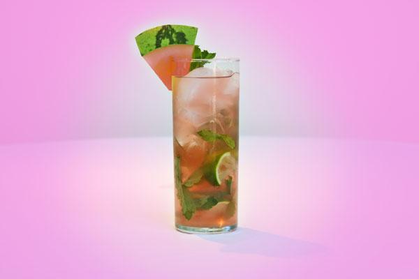Janet's 'Show Off' Watermelon Mojito