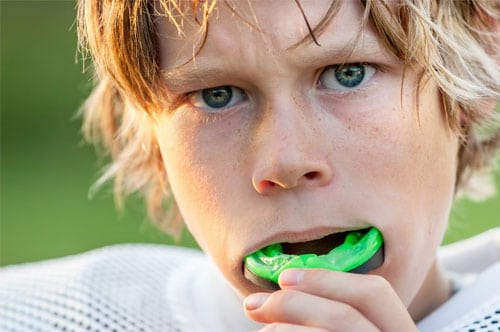 Protect Your Mouth In Time For Fall Sports