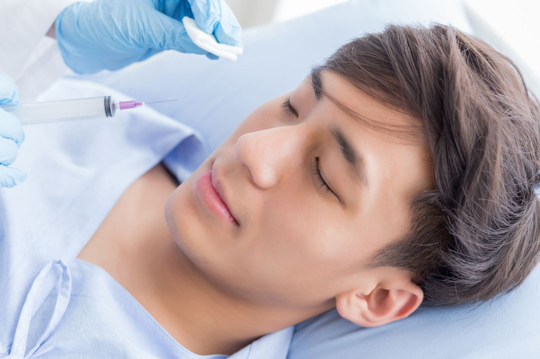 Orofacial injection - Cosmetic Spa Services