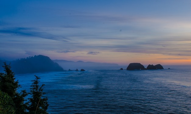 Beautiful Oregon Coast Photos
