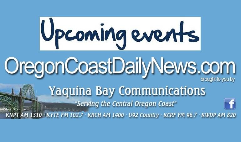 Upcoming Events | oregoncoastdailynews