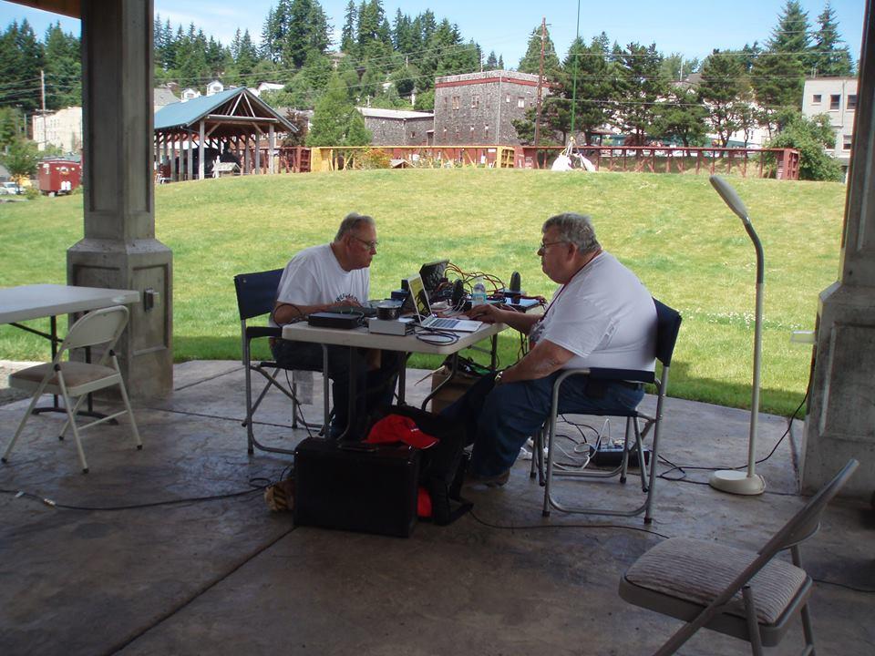 Amateur Radio Field Day Saturday