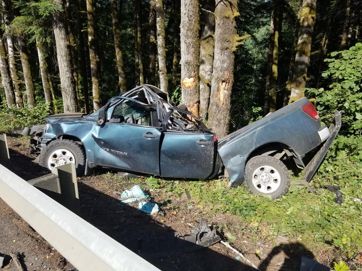 Newport Man Dies In Hwy 20 Crash