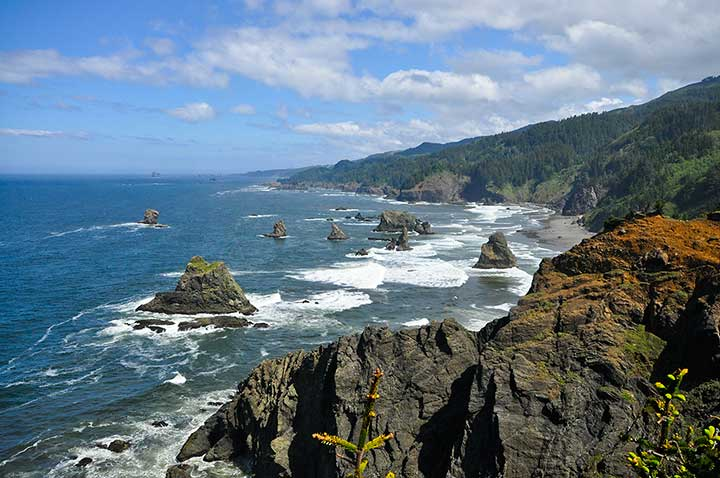 Oregon Coast Vacation Rentals, Gold Beach Oregon
