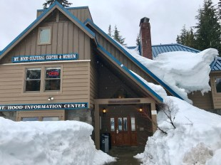 Government Camp-Mt. Hood Museum and Information Center