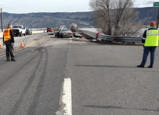 Fatal Crash Highway 97