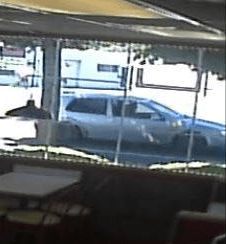 Rivas Taco Shop, 575 Hwy. 99N robbery suspect get away car Eugene