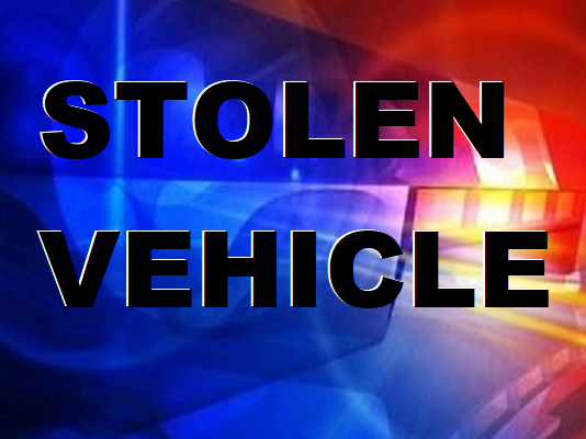 STOLEN VEHICLE FEATURE PICTURE