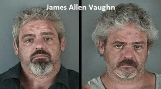 James Allen Vaughn assault Lane County Mugshots Oregon - Oregon