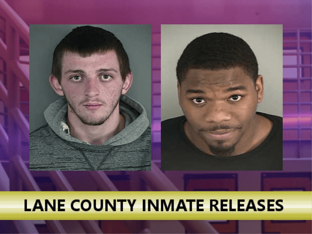 Lane County Released Inmates : May-04-2019 - Oregon Crime News