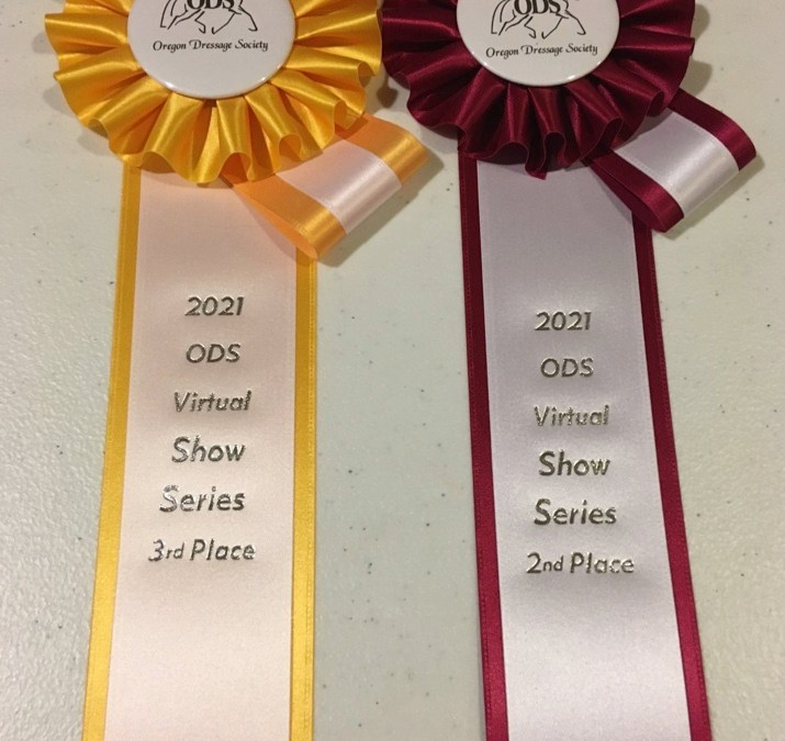 ODS Virtual Show Series High Point Winners Announced