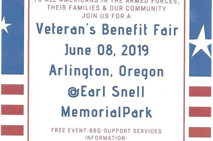 Veteran Benefits Fair – Oregon Department of Veterans' Affairs