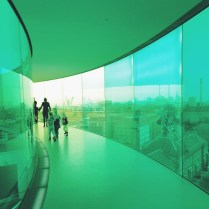 Your Rainbow Panorama - Olafur Eliasson, Aros