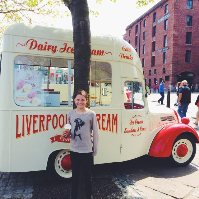 Liverpool Ice Cream
