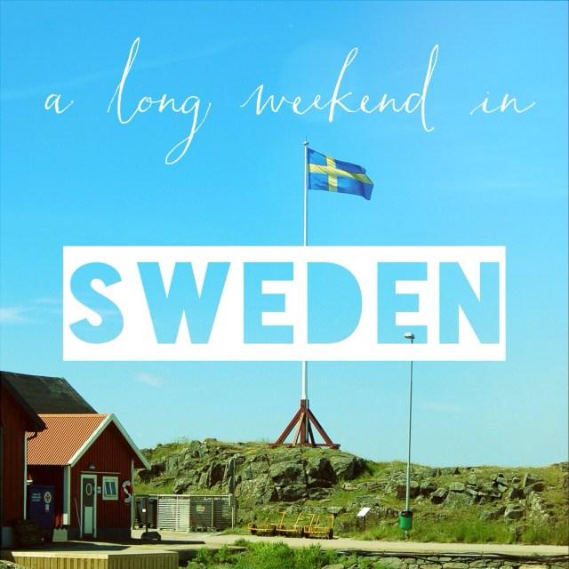Torekov Southern Sweden Sverige Skåne | oregon girl around the world