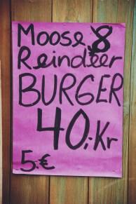 Bergen market fare