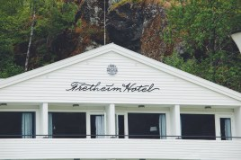 Fretheim Hotel | Flåm | Norway by Rail from Oslo to Flåm via Oregon Girl Around the World