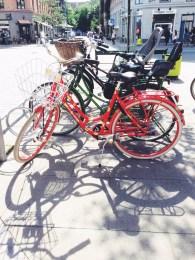 Copenhagen loves bikes