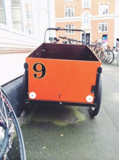 Christiania cargo bike #9