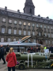 Danish military prowess on display for Kulturnatten