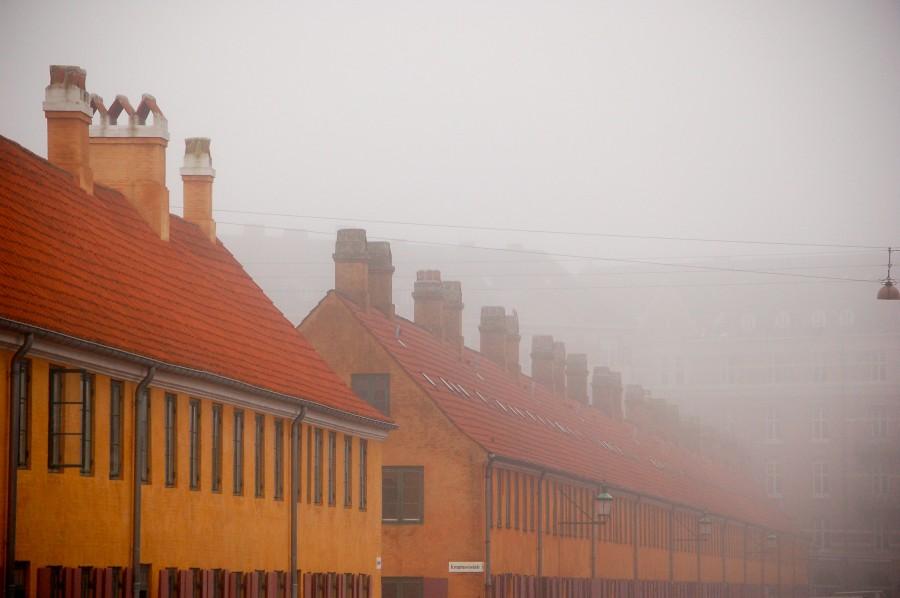 Copenhagen Denmark Finding Clarity In Fog