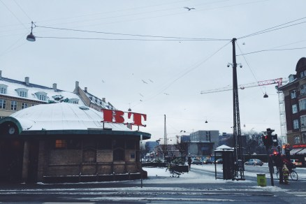 Trianglen - Copenhagen - Winter