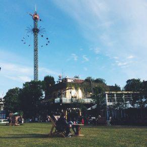 Tivoli Gardens Amusement Park In Copenhagen Is Great In All Seasons
