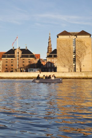 Cruising the Copenhagen Canals in an Electric Picnic Boat GoBoat | What to Do This Summer in Copenhagen | Oregon Girl Around the World