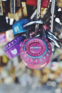 Love locked for Paris