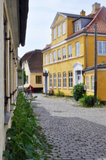 Cobblestone lanes of Darling Dragør Denmark | Day Trip from Copenhagen | Oregon Girl Around the World