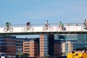 Bicycle Bridge, Copenhagen