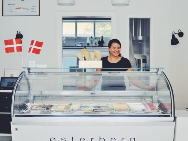 Meet the Locals Copenhagen: Cathrine Østerberg - Østerberg Ice Cream