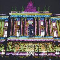 Bebelplatz shines for Berlin Leuchtet 2016