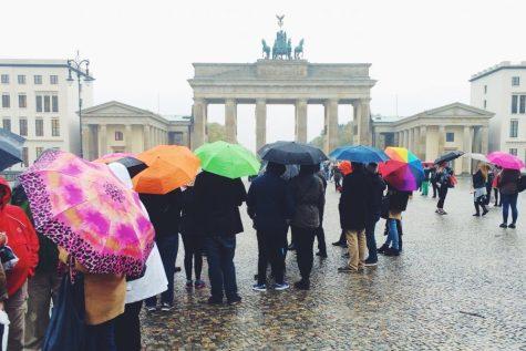Berlin shines