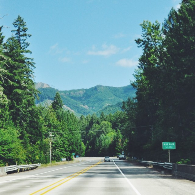 McKenzie River Highway