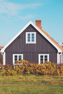 Swedish seaside town of Torekov