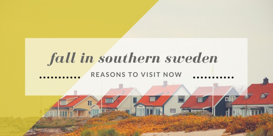 Fall in Sweden - Everyman's Right to Roam